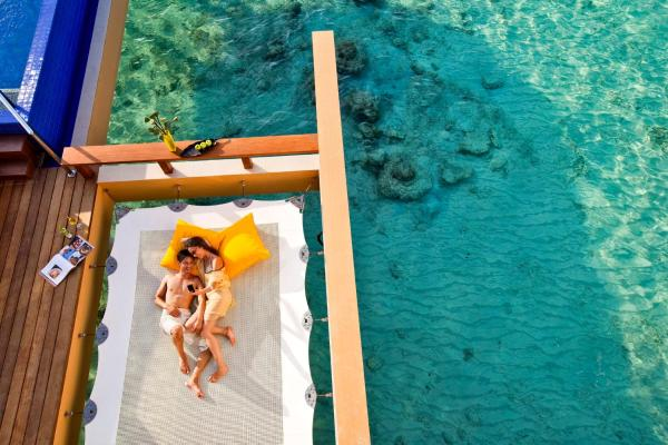 Sanctuary In Ocean Pool Villa