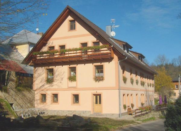 Hotel Pictures: Apartmány na Zlaté Stezce, České Žleby