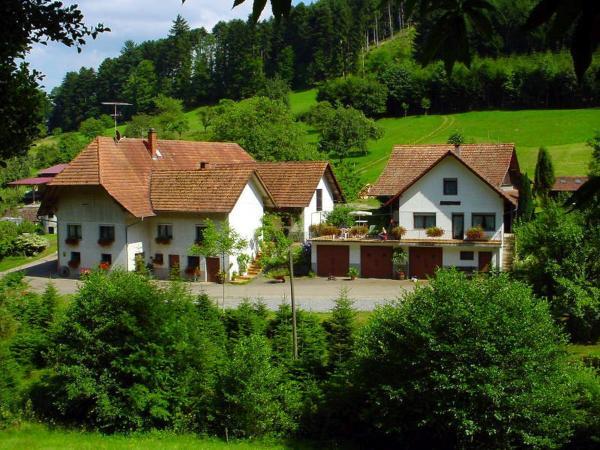 Hotelbilleder: Müllerleile-Hof, Haslach im Kinzigtal