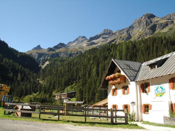 Fotos do Hotel: Alpengasthof Enzingerboden, Enzingerboden