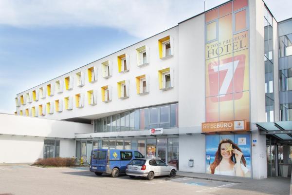Fotografie hotelů: 7 Days Premium Hotel Linz, Ansfelden