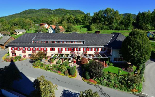 Fotos do Hotel: Gasthaus-Gostišče-Trattoria Ogris, Ludmannsdorf