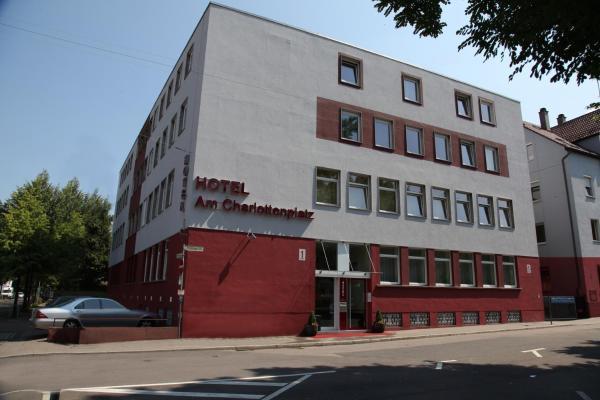 Hotelbilleder: Hotel am Charlottenplatz, Esslingen