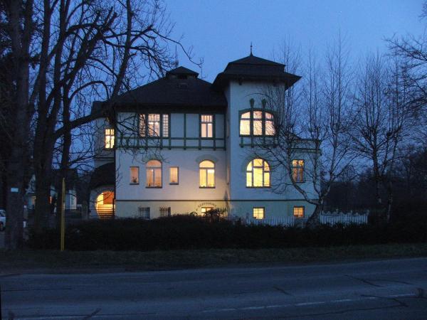 Hotel Pictures: Pension Habermannova Vila, Bludov