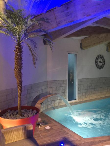 Hotel Pictures: Hôtel Calme Des Pins SPA, Les Sables-d'Olonne