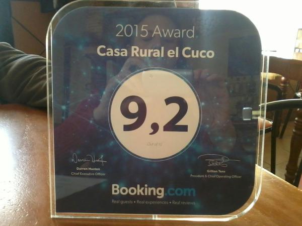 Hotel Pictures: Hotel Rural el Cuco, Ribatajadilla