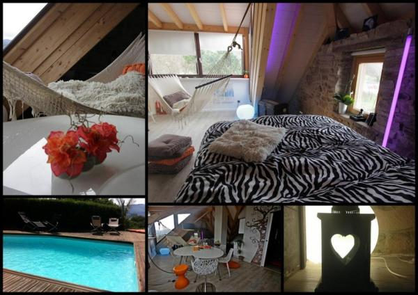 """Hotel Pictures: Loft """"Home & Pool"""", Osenbach"""
