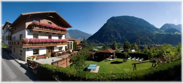 Hotellikuvia: Gästehaus Edelweiss, Sautens