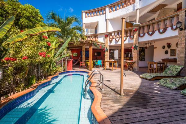 酒店图片: Pousada Bahia Brasil, 莫罗圣保罗
