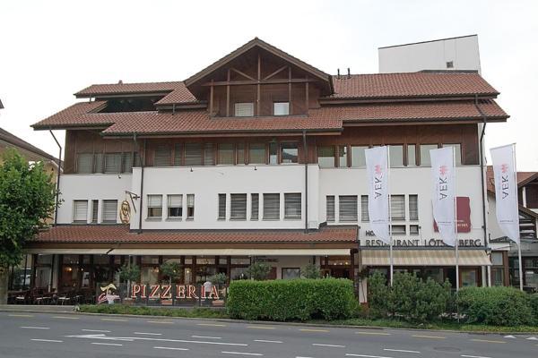Hotel Pictures: Hotel Lötschberg, Spiez