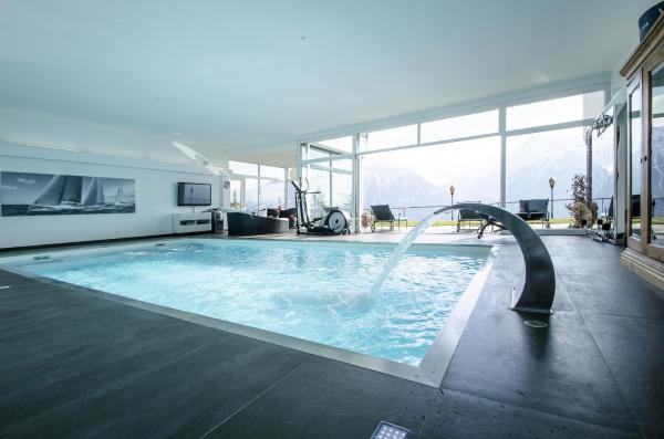 Fotos del hotel: Villa Lion Hill mit privatem Wellnessbereich, Seefeld in Tirol
