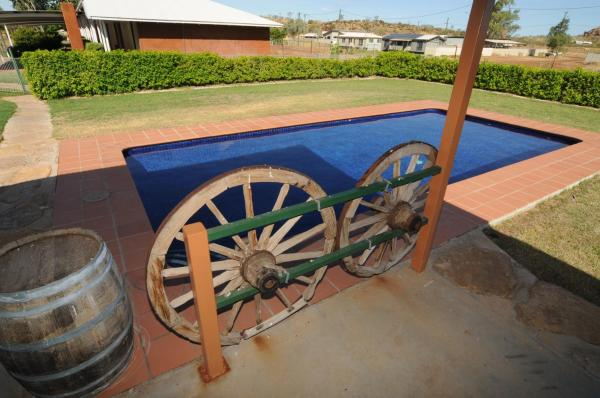 Zdjęcia hotelu: The Gidgee Inn, Cloncurry