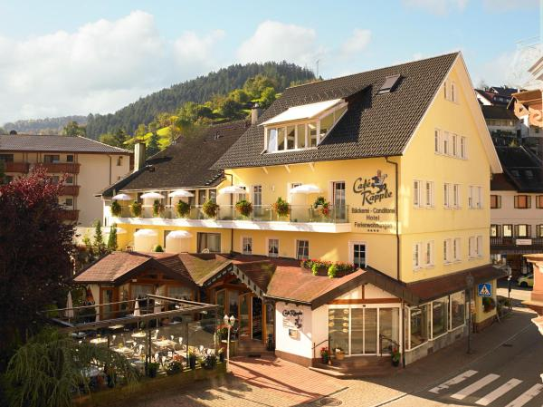 Hotel Pictures: Hotel Garni Café Räpple, Bad Peterstal