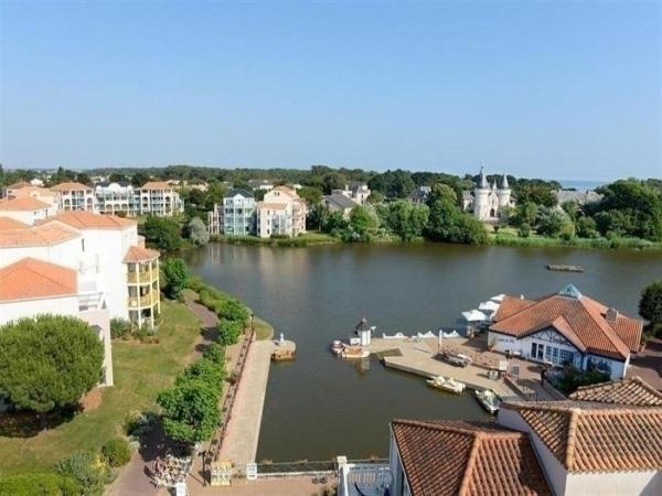 Hotel Pictures: Apartment Vendée 9, Talmont