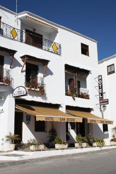 Hotel Pictures: Hotel Rural San Roque, Pitres