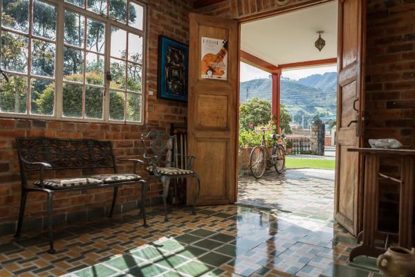 Hotel Pictures: Hotel Campestre La Tomineja, Tabio