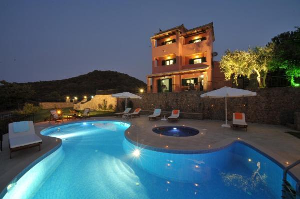 Hotel Pictures: Villa Mare e Monti, Almiros Beach