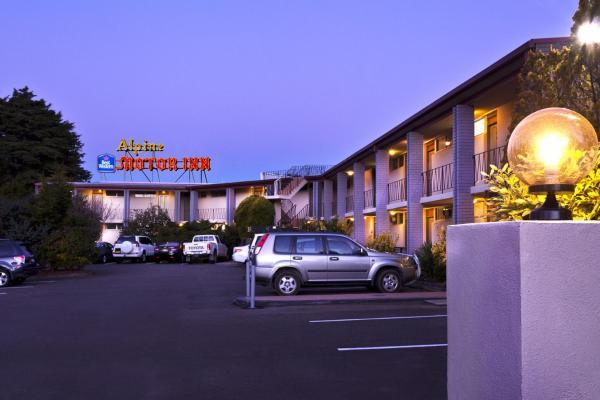ホテル写真: Best Western Alpine Motor Inn, カトゥーンバ