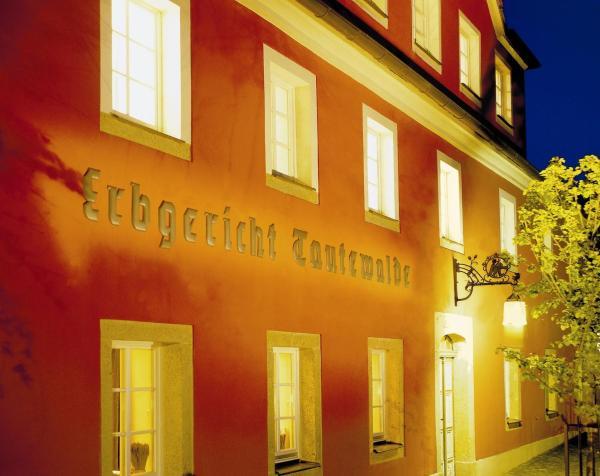 Hotel Pictures: Landidyll Hotel Erbgericht Tautewalde, Wilthen