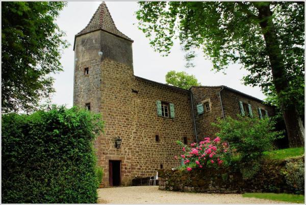 Hotel Pictures: Château Labistoul, Campes