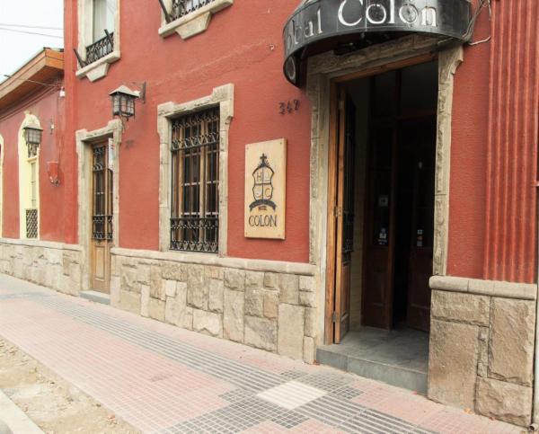 Fotos do Hotel: Hotel Cristobal Colon, La Serena