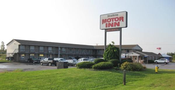 Hotel Pictures: Strathroy Motor Inn, Strathroy