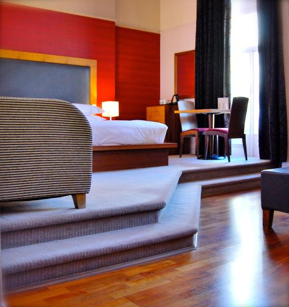 Executive Double Room- Evening Meal package