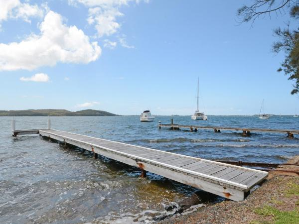 Foto Hotel: Carey Bay Views on Lake Macquarie, Fishing Point