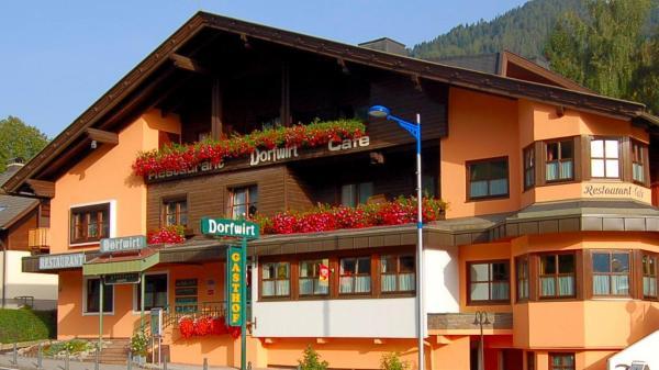 Hotellikuvia: Restaurant-Pension Dorfwirt, Bad Kleinkirchheim