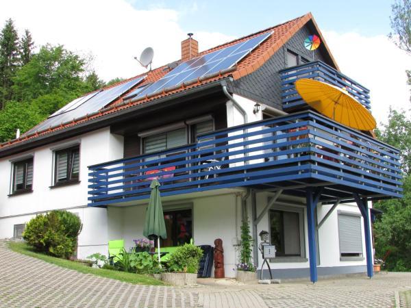Hotelbilleder: FeWo Harz Haennig 1, Wieda