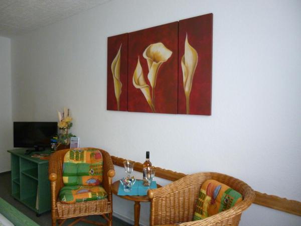 Hotelbilleder: Pension am Peeneufer UG, Wolgast