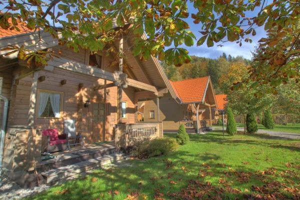 Foto Hotel: Mountain Inn Chalets & Apartments, Walchsee