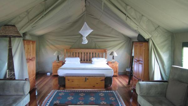 Family Two-Bedroom Tent