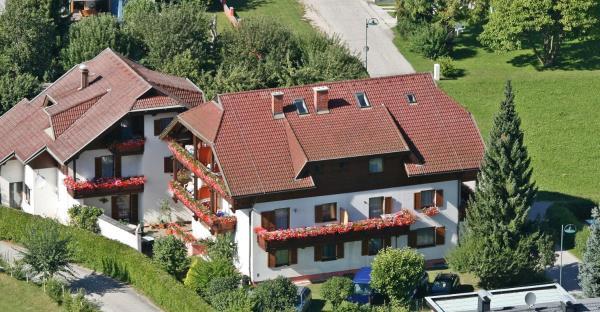 Fotos do Hotel: Pension-Ferienwohnung Rotar, Faak am See