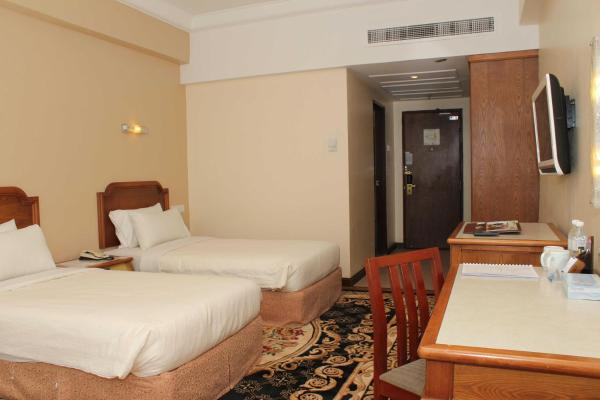 Special Offer 1 - Deluxe Double or Twin Room