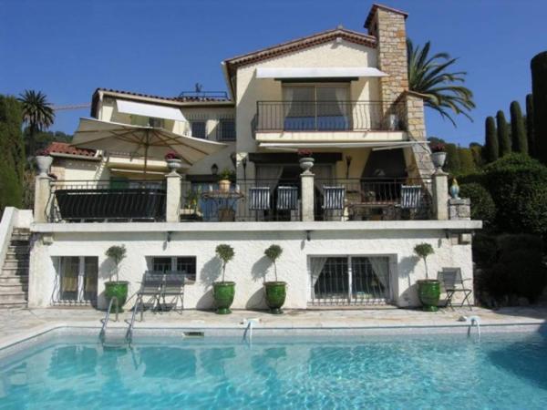 Фотографии отеля: Amazing Villa Californian Style, Антиб