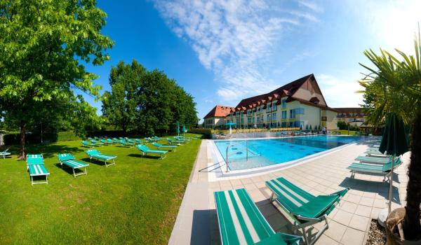 酒店图片: Thermenhotel Radkersburger Hof, 巴特拉德克斯堡