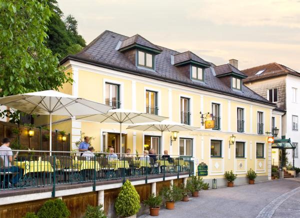 酒店图片: Landgasthof Zur schönen Wienerin, 多瑙河畔的马尔巴赫