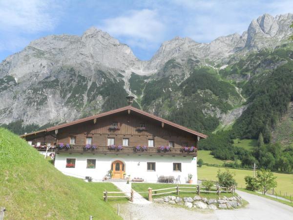 Hotellbilder: Vorderhof, Sankt Martin am Tennengebirge