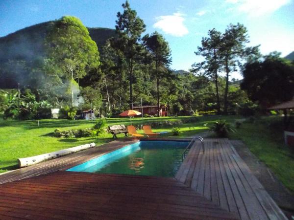 Hotel Pictures: Pousada Eldourado Açu, Correas