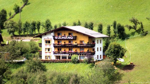 酒店图片: Pension Südhang, 巴德小基希海姆