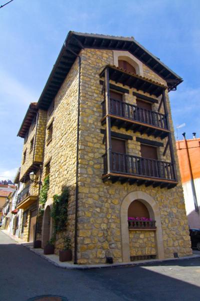 Hotel Pictures: Casa Rural El Lavadero, Bronchales