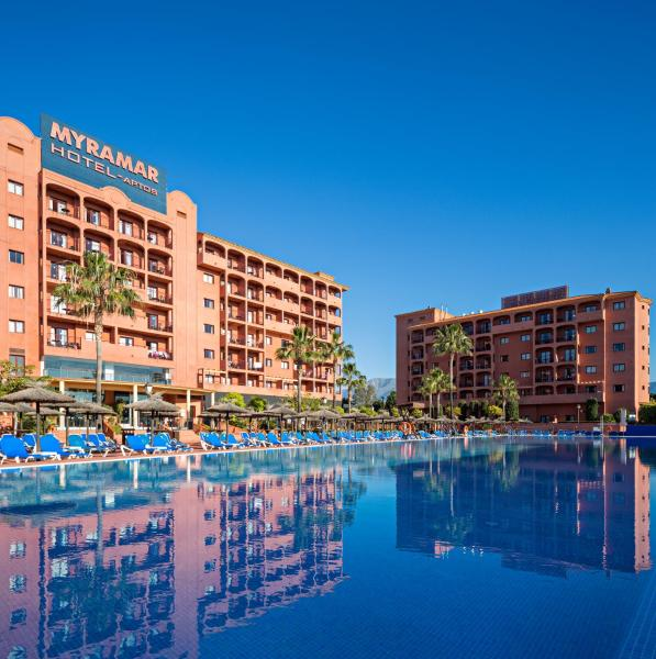 Hotel Pictures: Aparthotel Myramar Fuengirola, Fuengirola