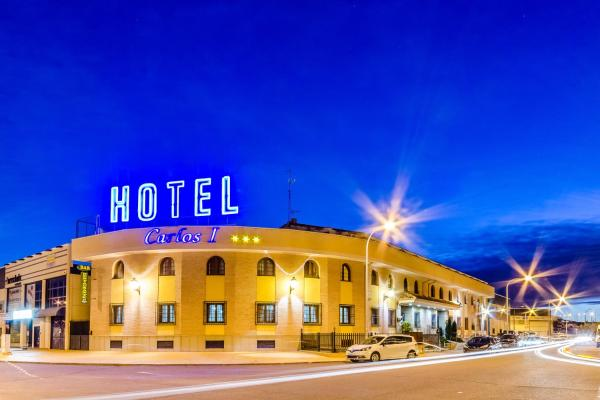 Hotel Pictures: , Yuncos