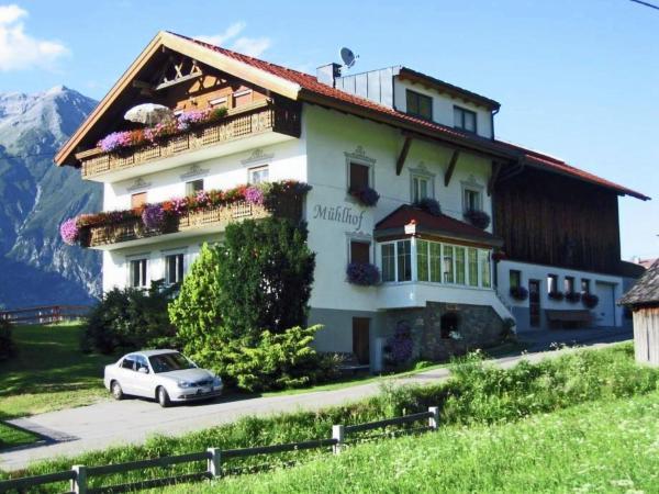 Hotellikuvia: Apartment Mühlhof 1, Tobadill