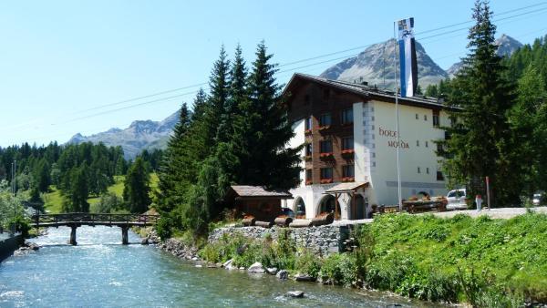 Hotel Pictures: Hotel Nolda, St. Moritz