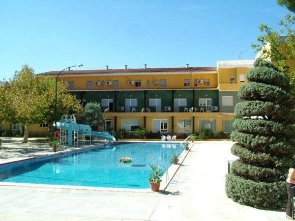 Hotel Pictures: Hotel Río Piscina, Priego de Córdoba