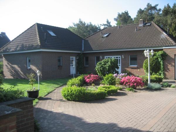 Hotel Pictures: Gästehaus Margitta, Hademstorf