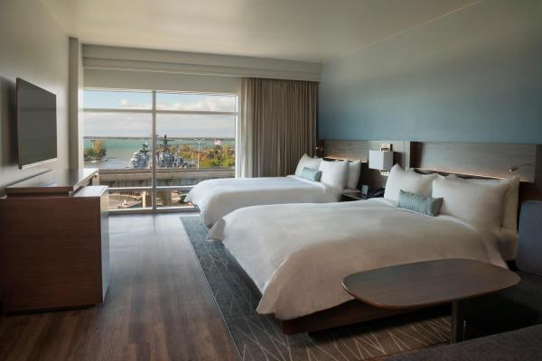 King or Queen Room with Lake View