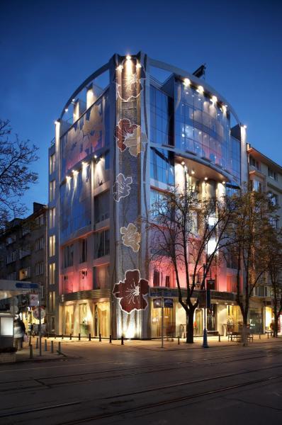 Zdjęcia hotelu: Les Fleurs Boutique Hotel, Sofia